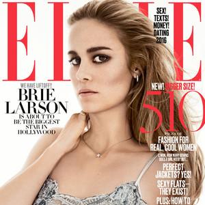 Brie Larson, ELLE