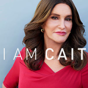 I Am Cait S2 Show Package- Landing Page Brick