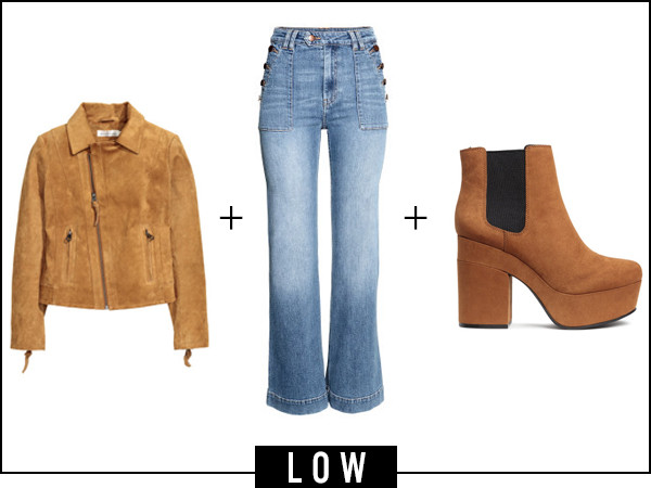 ESC, Dare to Wear 70s Style