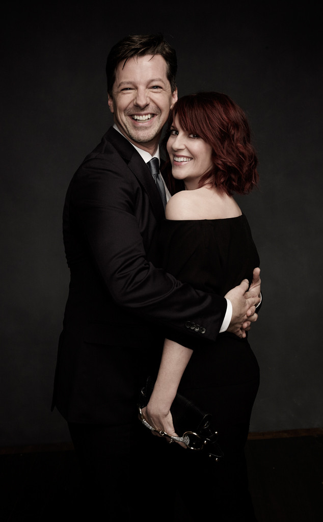 Megan Mullally, Sean Hayes, NBC, James Burrows Special