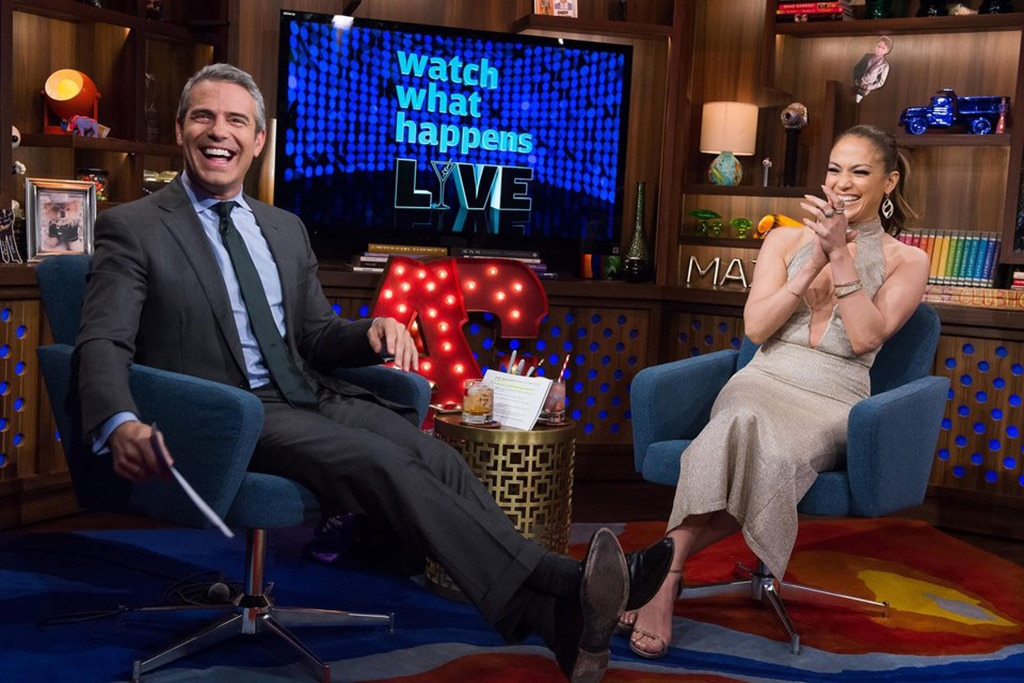 Jennifer Lopez, Watch What Happens Live