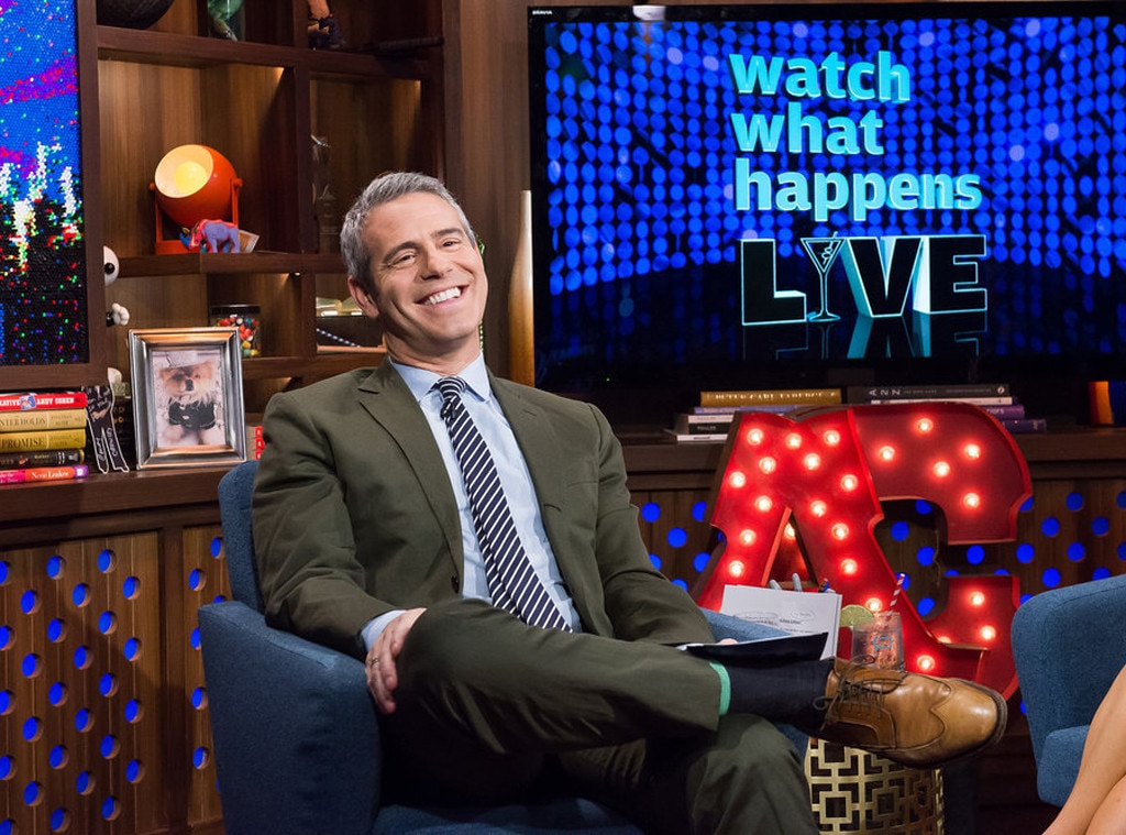 Andy Cohen, Watch What Happens Live