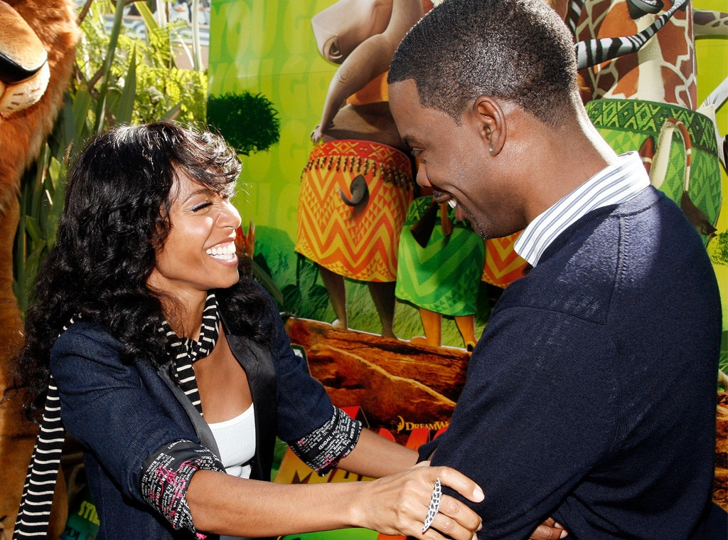 Jada Pinkett Smith, Chris Rock