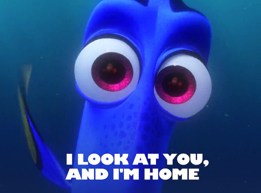Finding Nemo, Inspirational Quotes