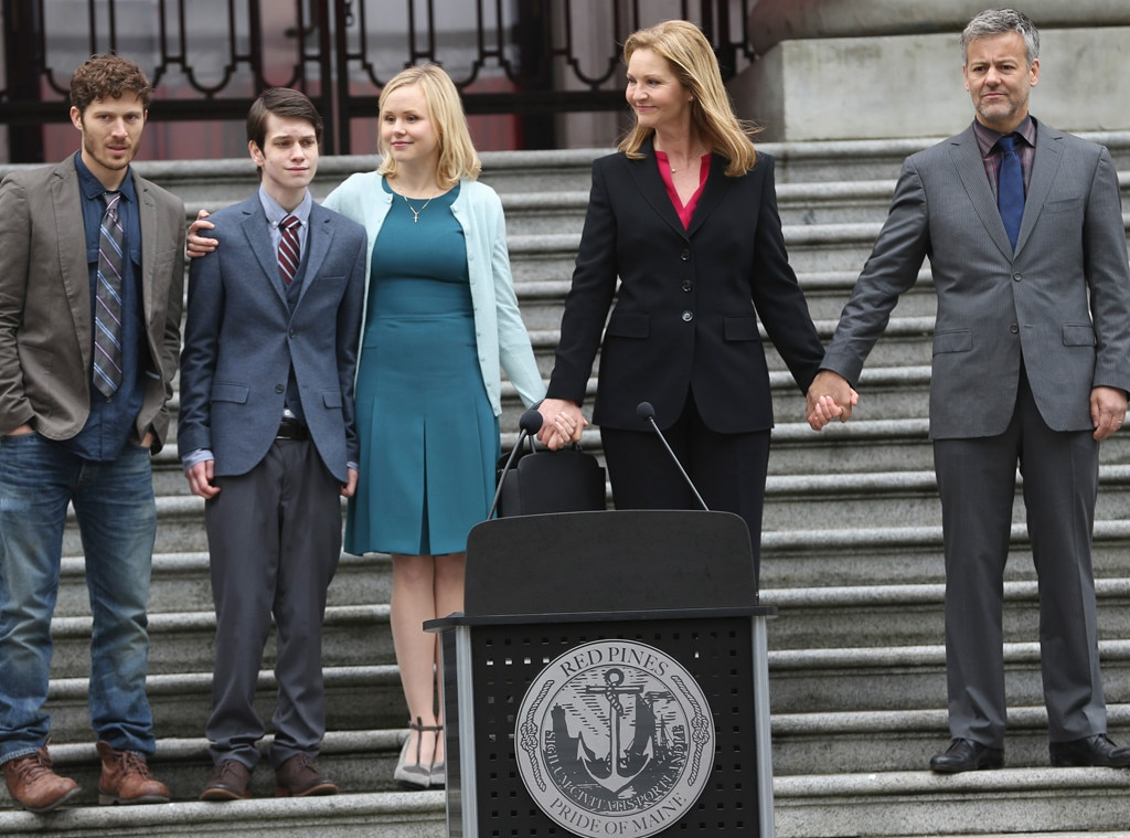The Family, Joan Allen