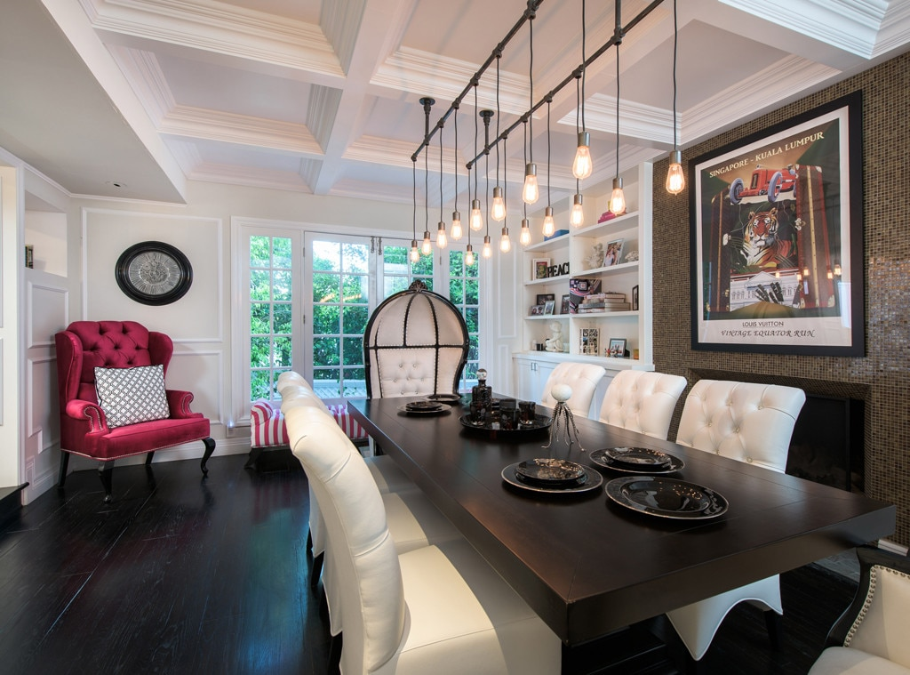 Ashley Benson, Home, Living Room