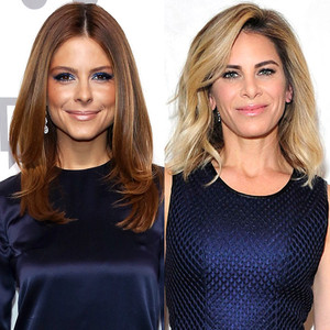 Jillian Michaels, Maria Menounos