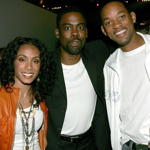 Chris Rock, Jada Pinkett Smith, Will Smith