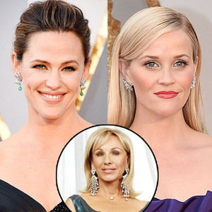 Jennifer Garner, Reese Witherspoon, Charlize Theron, Lea Black