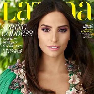 Genesis Rodriguez, Latina Cover