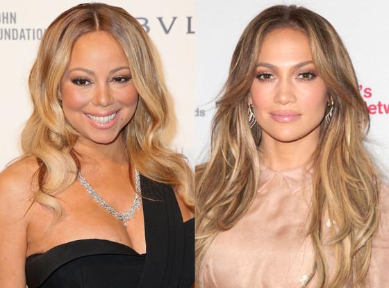 Mariah Carey, Jennifer Lopez