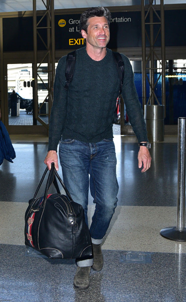 Patrick Dempsey From The Big Picture: Today's Hot Photos