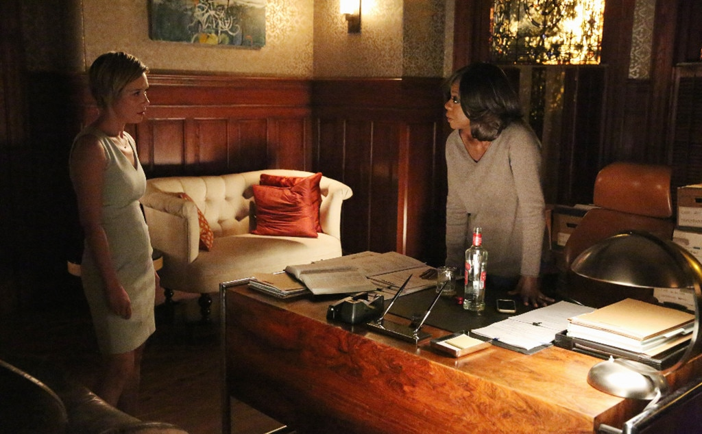 How to Get Away with Murder, Viola Davis, Liza Weil
