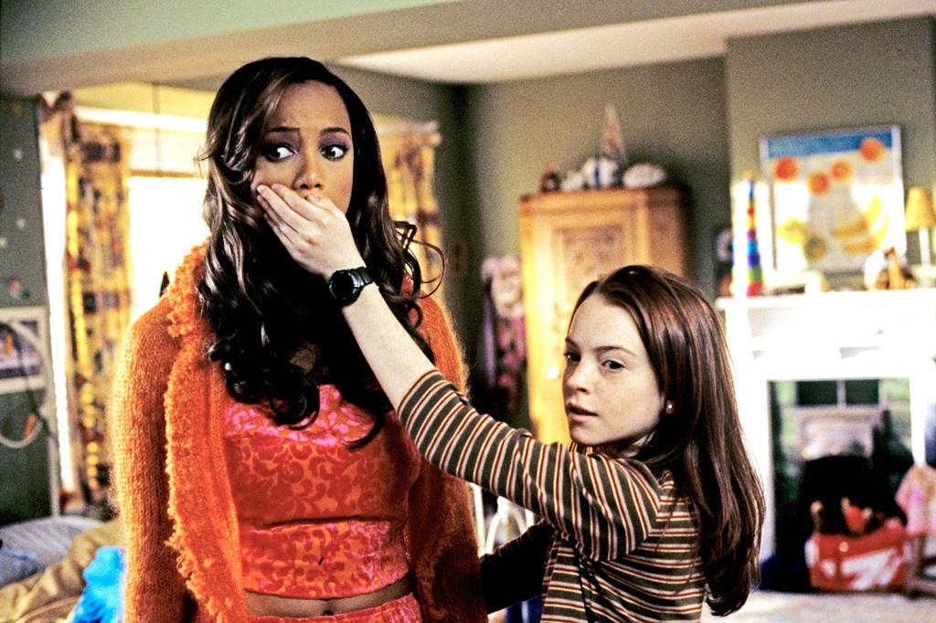 Tyra Banks, Lindsay Lohan, Life Size