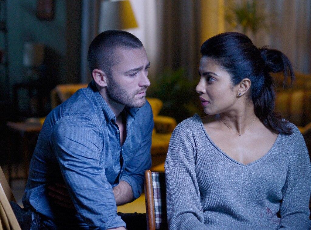 Jake McLaughlin, Priyanka Chopra, Quantico