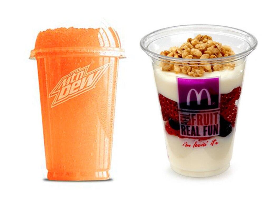 McDonald's,  Taco Bell Breakfast