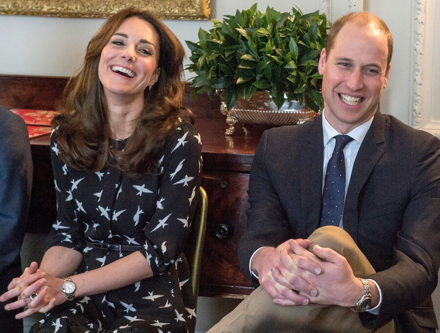 Duchess Kate Middleton, Prince William