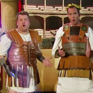 James Corden, Martin Short, Will Arnett