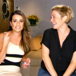 Lea Michele, Melanie Iglessis