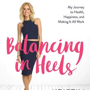 Kristin Cavallari, Balancing in Heels