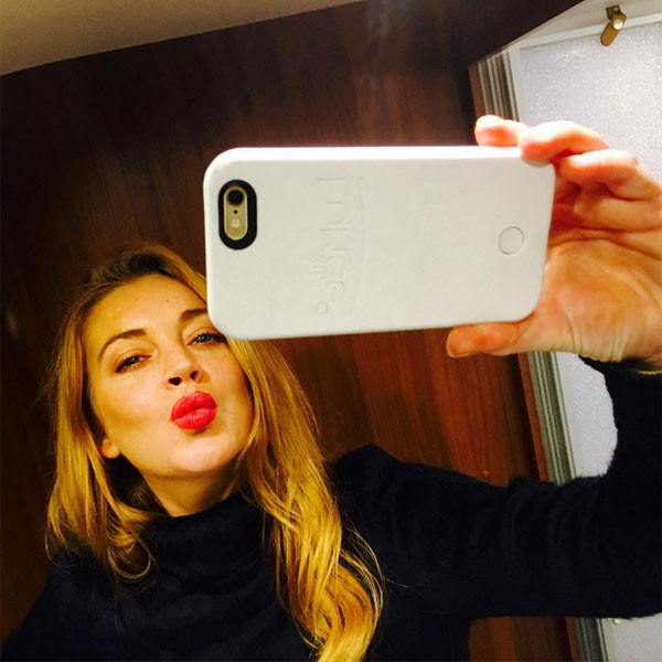 Lindsay Lohan Is Writi... Lindsay Lohan Instagram