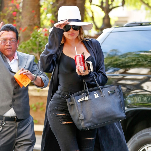 Investing In Street Appeal With Style: Hat Appeal From Khloe Kardashian's Street Style
