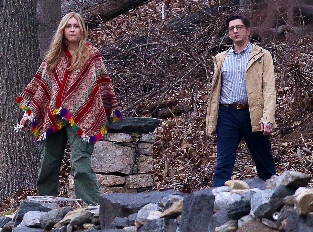 Miley Cyrus, John Magaro