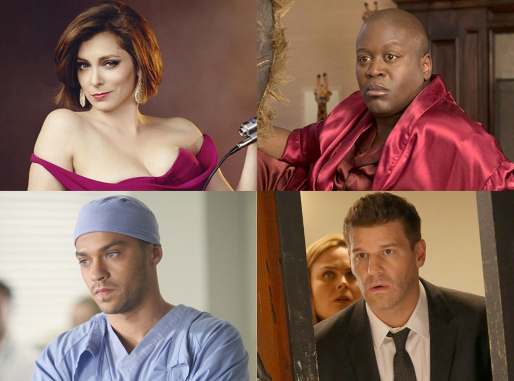 TV Renewals, Crazy Ex-Girlfriend, Unbreakable Kimmy Schmidt, Grey's Anatomy, Bones