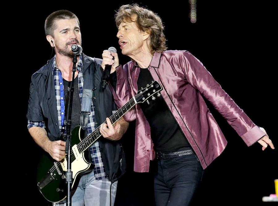 The Rolling Stones, Juanes