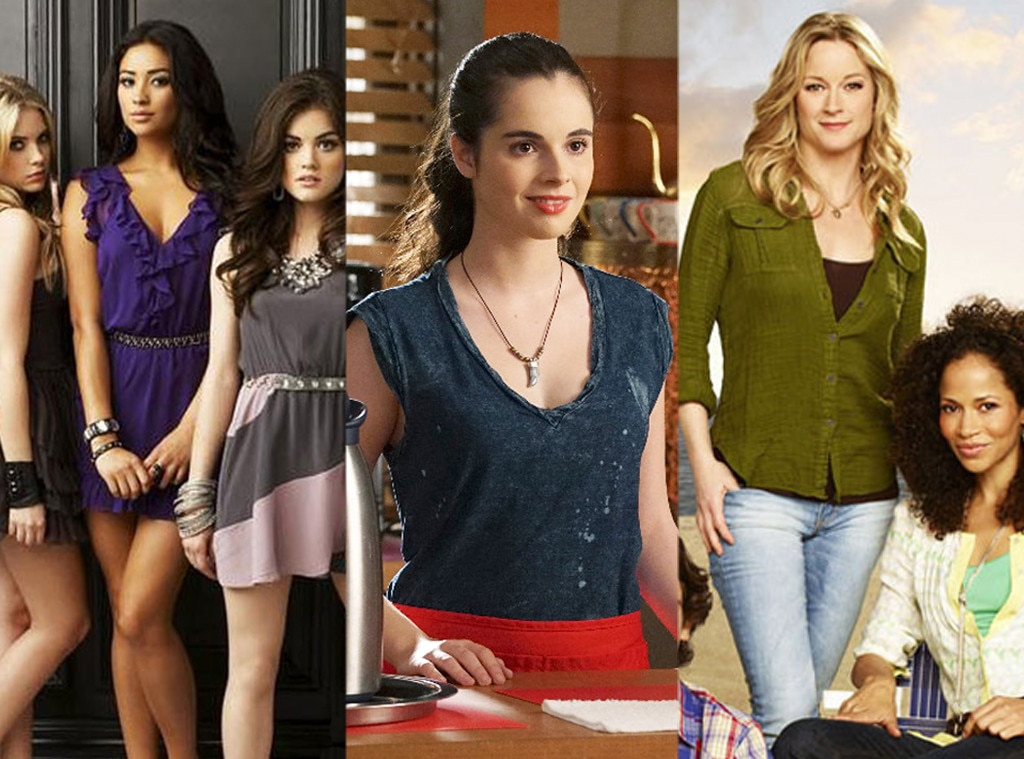 Switched at Birth, Pretty Little Liars, The Fosters