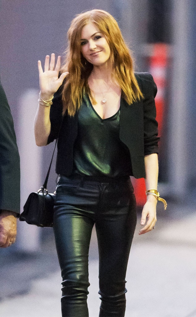 Isla Fisher From The Big Picture Today S Hot Photos E News