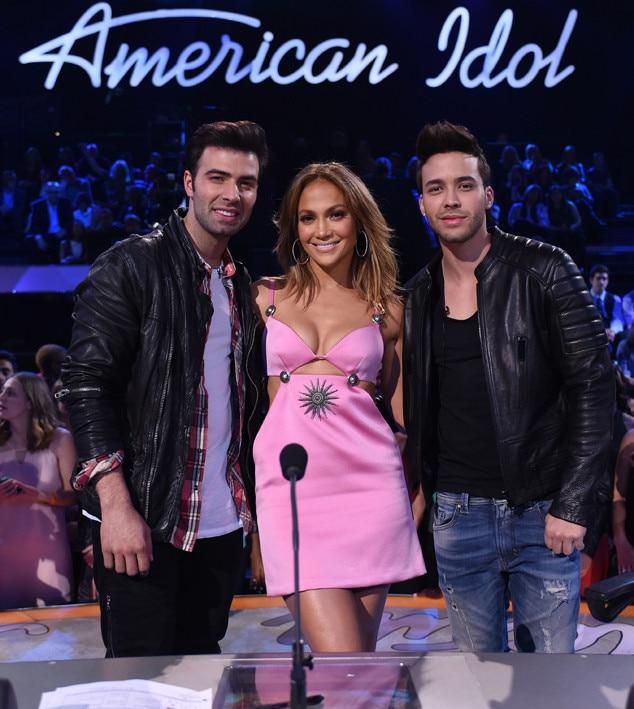 Jencarlos Canela, Jennifer Lopez, Prince Royce