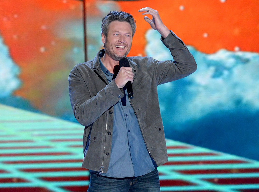 Blake Shelton, 2016 Kids' Choice Awards