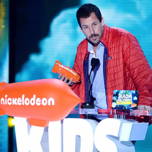 Adam Sandler, 2016 Kids' Choice Awards