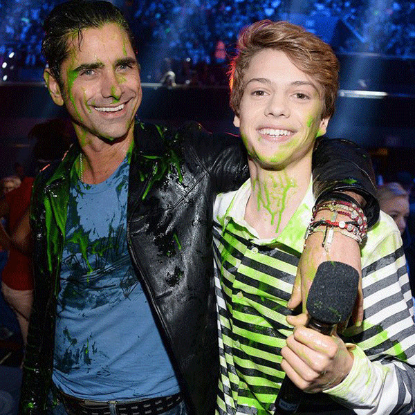 John Stamos, Jace Norman, Kids Choice Awards