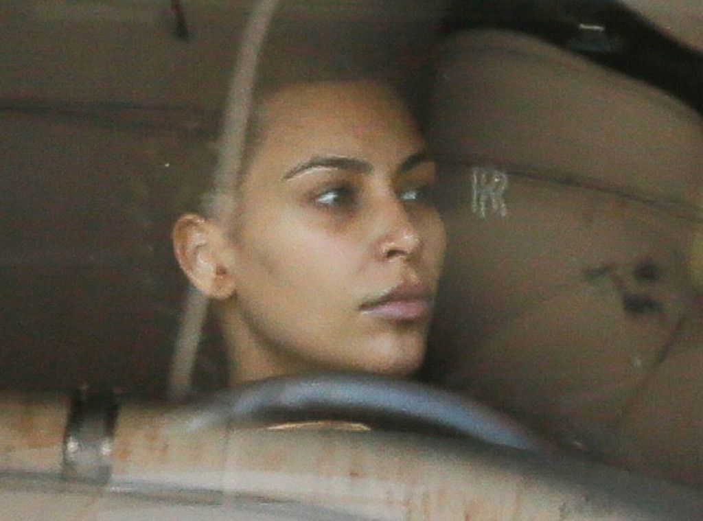 Kim Kardashian, No Make Up