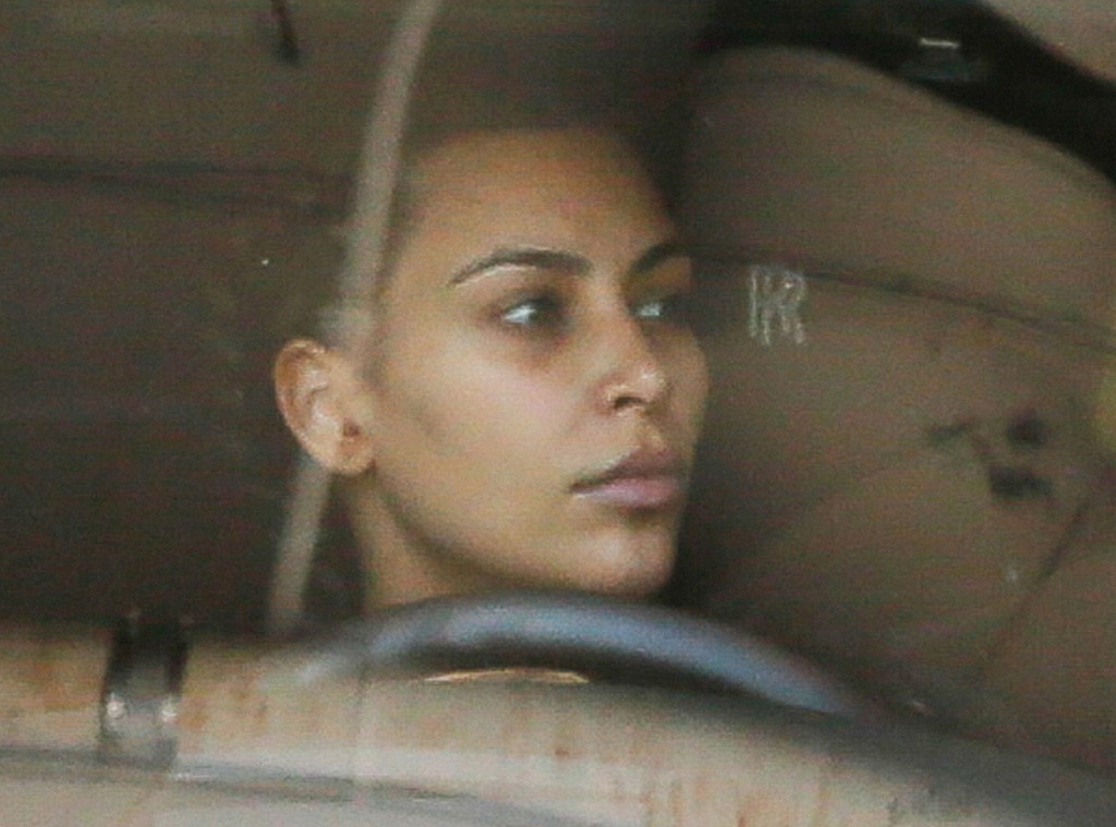Kim Kardashian, No Make Up