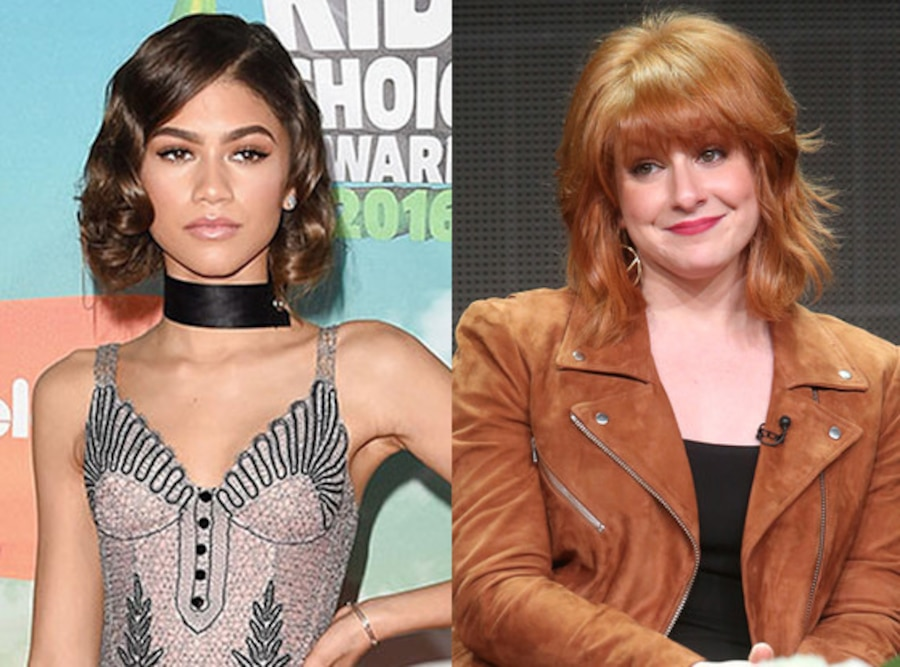 Zendaya, 2016 Kids' Choice Awards, Julie Klausner