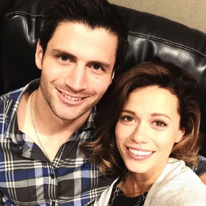 Bethany Joy Lenz, James Lafferty, Instagram