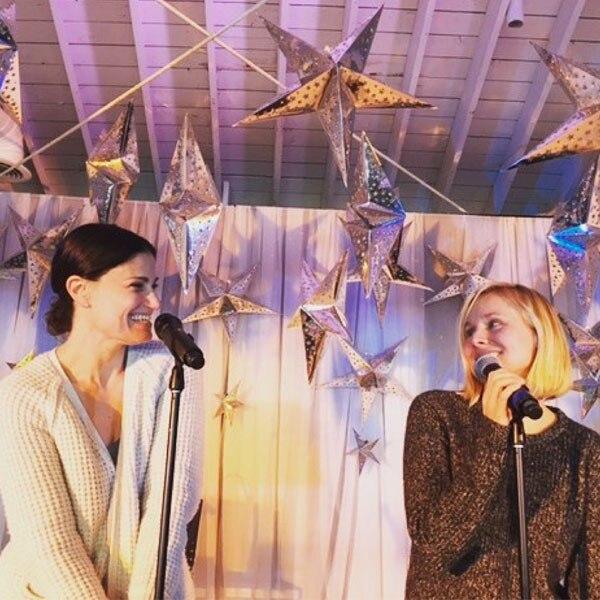 Frozen Reunion, Instagram