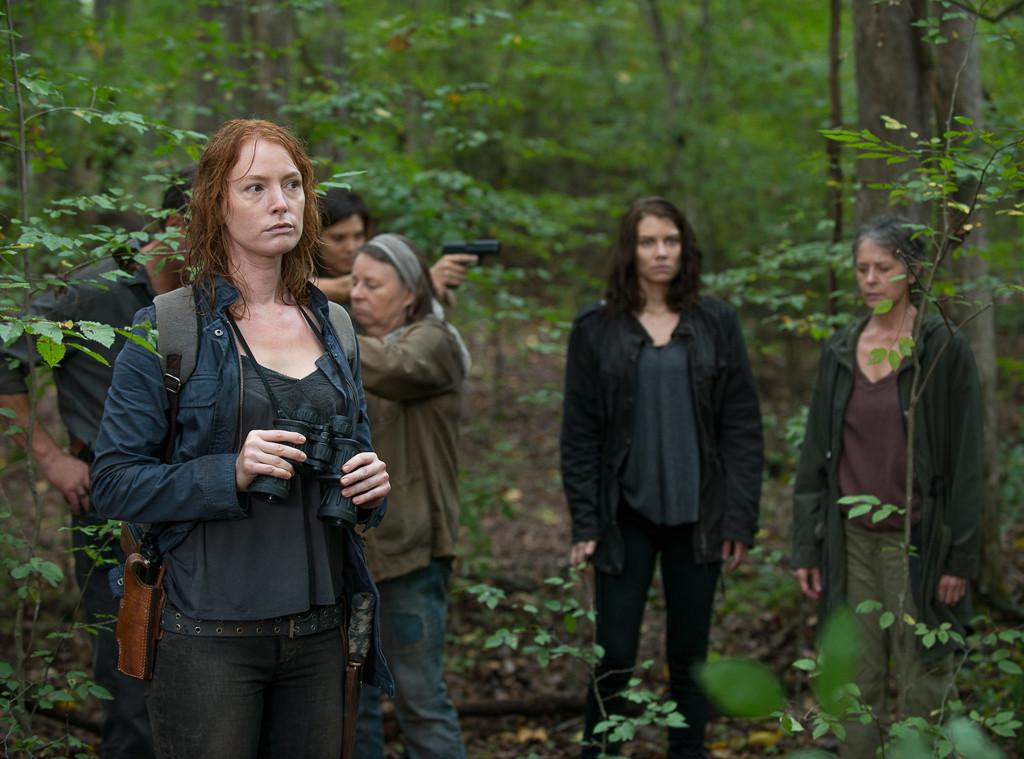 The Walking Dead, Alicia Witt