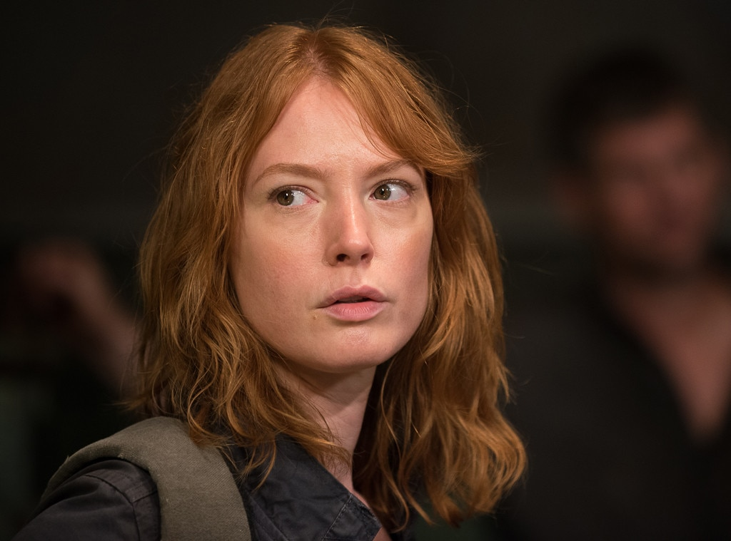 Alicia Witt, The Walking Dead