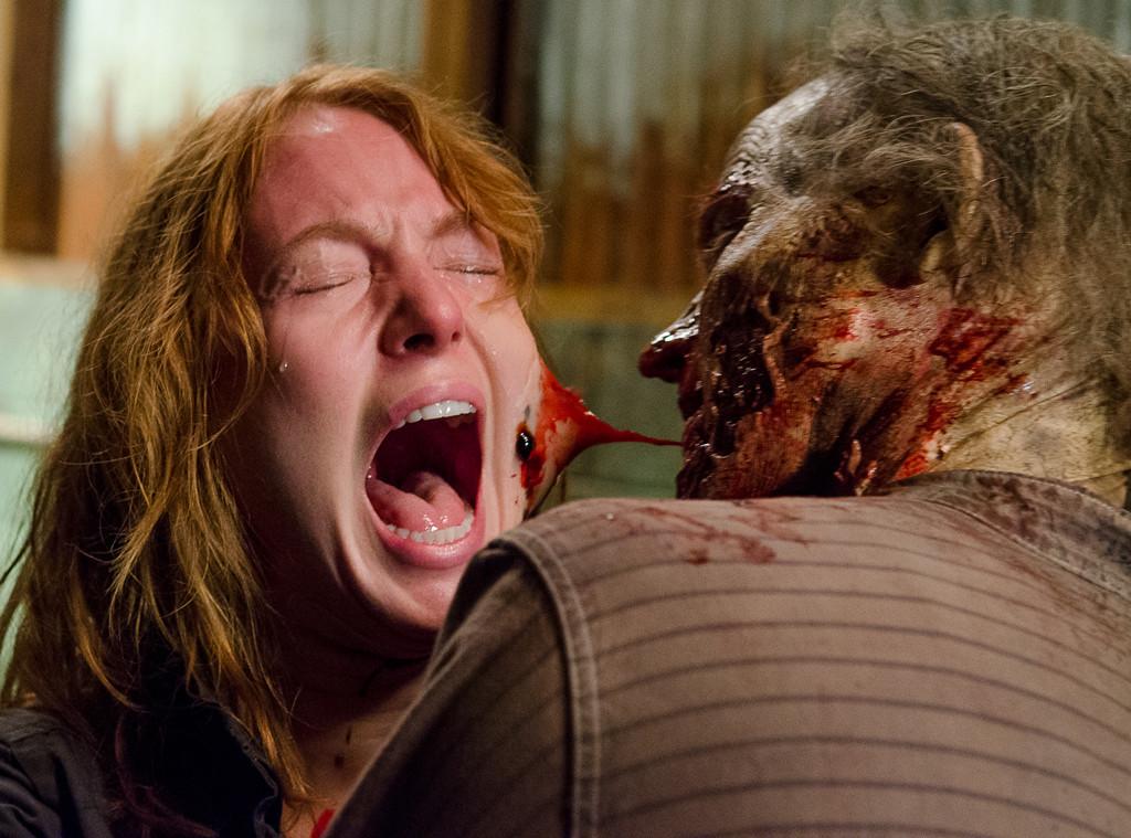 Alicia Witt, The Walking Dead