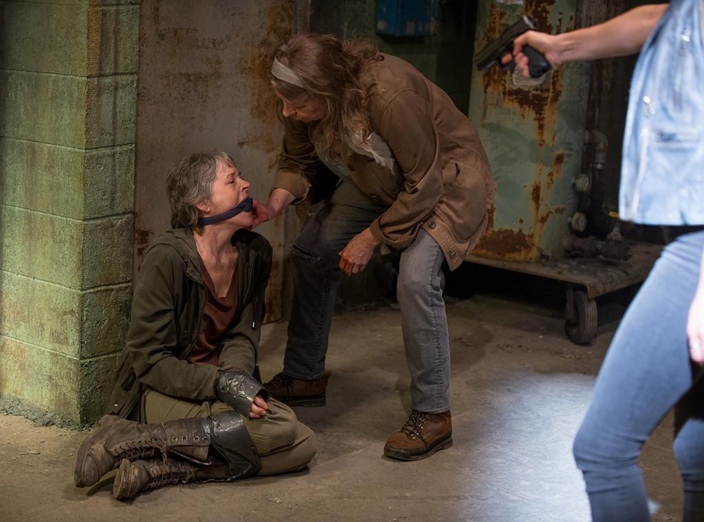 Melissa McBride, The Walking Dead