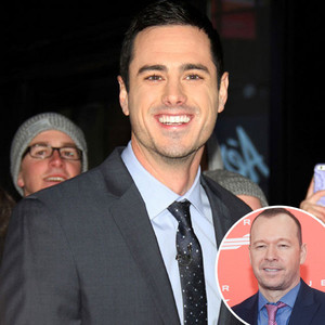 Ben Higgins, Donnie Wahlberg