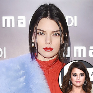 Kendall Jenner, Selena Gomez