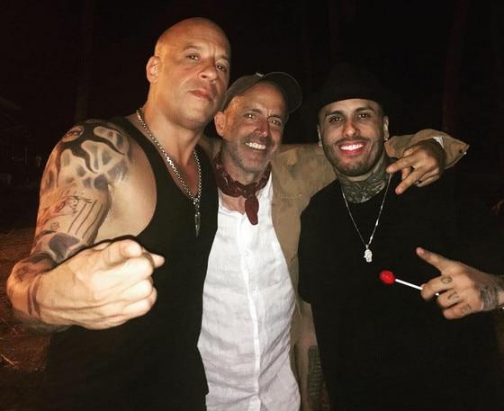 Vin Diesel, Nicky Jam