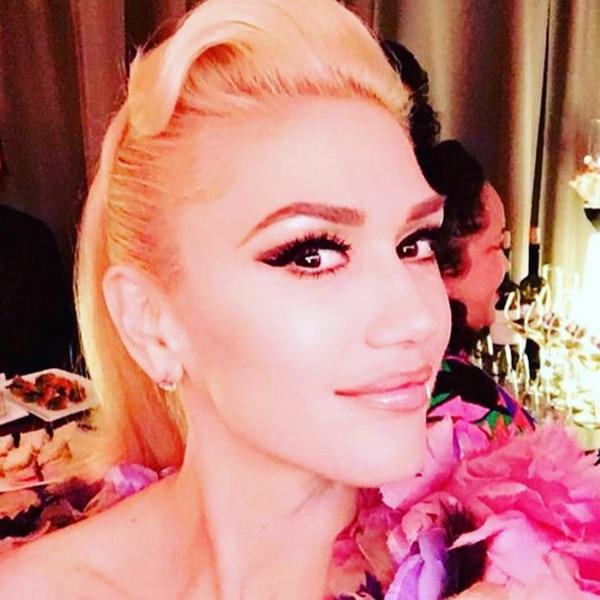 Gwen Stefani Proves She's Always Had a Rad Sense of Style ... гвен стефани инстаграм