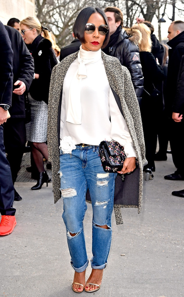 How to Pick the Best Ripped Jeans for Your Height | E! News