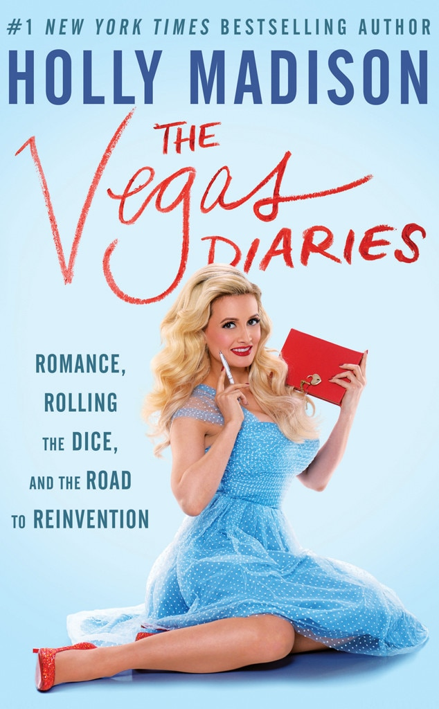 Holly Madison, Vegas Diaries, Book